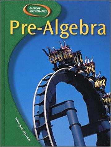 Pre-Algebra: online interactive class for homeschool student